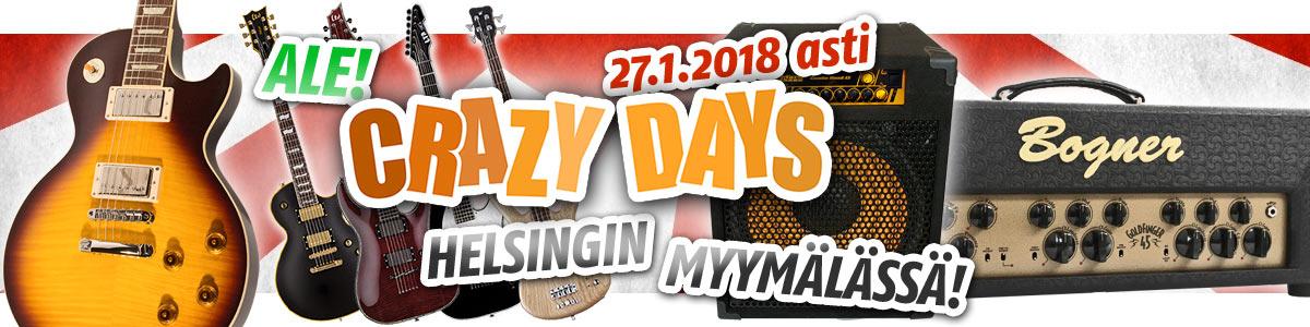 Crazy Days ALE!