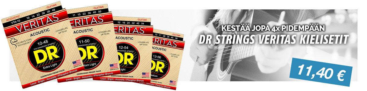 DR Veritas kielet akustisiin kitaroihin