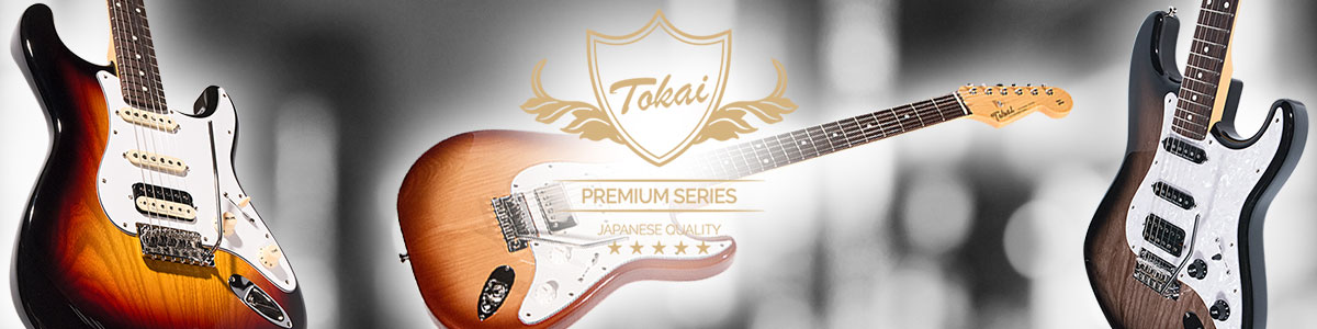 Tokai TST-50-FS Modern - Superb New ST Model!