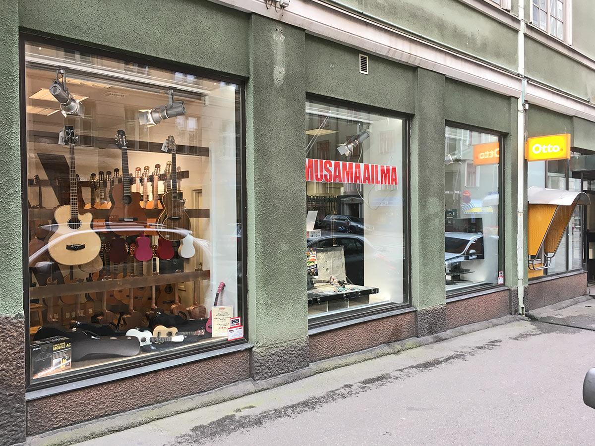 Musamaailma Helsinki Liisankatu 18