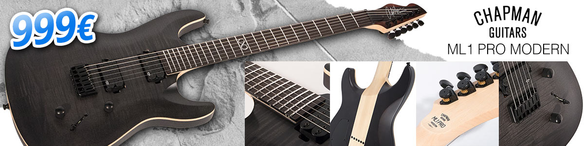 Chapman ML1 Pro Modern - 999€