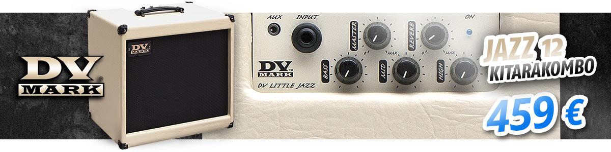 DV Mark Jazz 12 kitarakombo - 459€