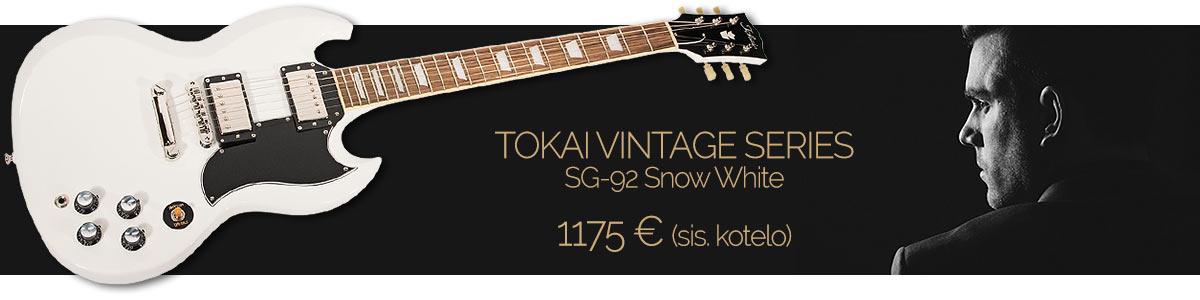 Tokai Vintage Series SG-92 - 1175€