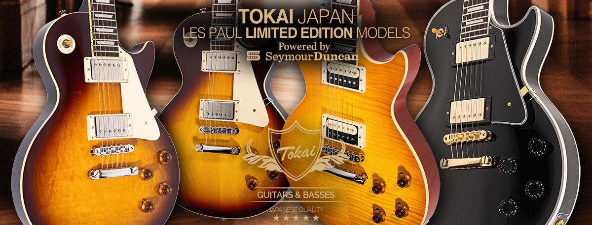 Tokai Japan Les Paul Limited Edition Models