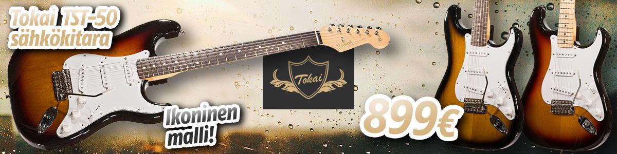 Tokai TST-50 - 899€ - Ikoninen malli!