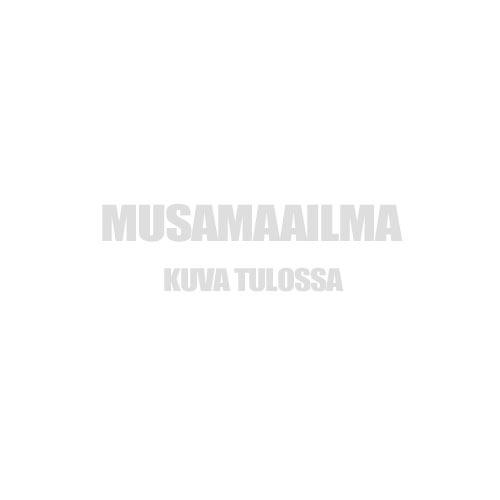 GS5MLH Silver Tribal Kitarahihna mustaa nahkaa vuorella 6cm