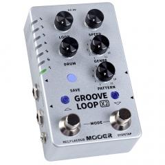 Mooer Groove Loop Efektipedaali