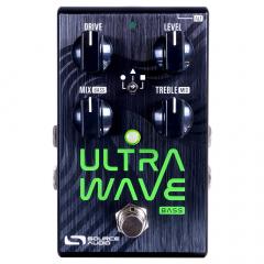 Source Audio Ultrawave Multiband Bass Processor Efektipedaali
