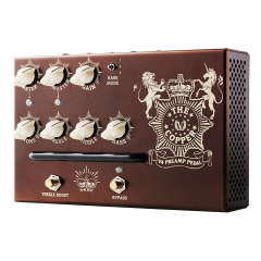 Victory V4 The Copper Pedal Preamp Etuastepedaali