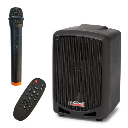 AudioDesign Pro M17WL Akkukäyttöinen äänentoistojärjestelmä