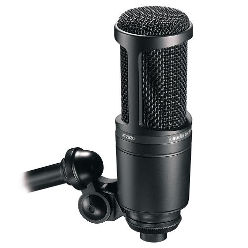 Audio-Technica AT2020 Kondensaattorimikrofoni