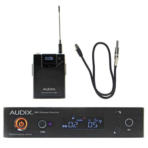 AUDIX AP41 Guitar Band E Wireless System