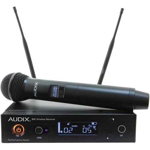 AUDIX AP41 OM5 Band E Wireless System