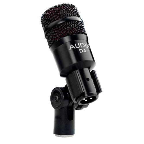Audix D4 Instrumenttimikrofoni