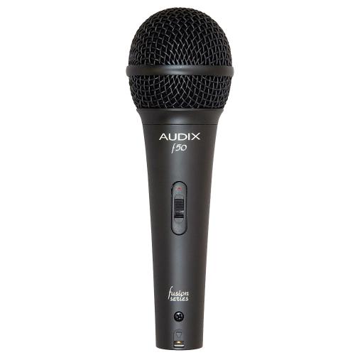 AUDIX F50S Kapulamikrofoni kytkimellä