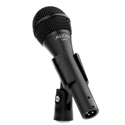 Audix OM3 Kapulamikrofoni