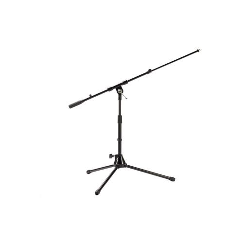 Aweda AMS-4222TB Low Tripod Boom Microphone Stand