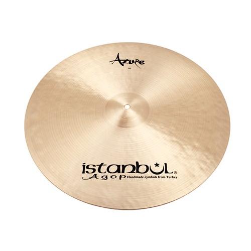 "ISTANBUL Custom Series Azure Ride 22"" Cymbal"