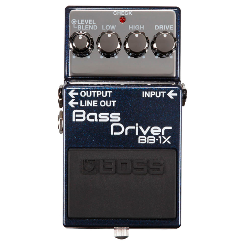 BOSS BB-1X Bass Driver bassosärö