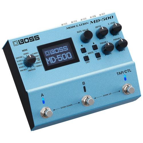 BOSS MD-500 Modulaatioefekti