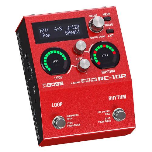 BOSS RC-10R Rhythm Loop Station Efektipedaali