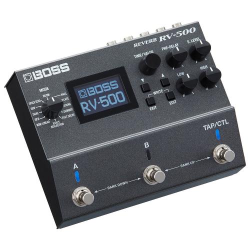 BOSS RV-500 Reverb pedaali