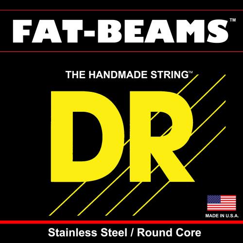 DR Strings Fat Beams FB6-30 (30-125) 6-kielisen sähköbasson kielisetti