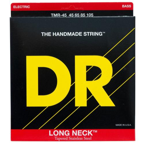 DR Strings Long Necks TMR-45 (45-105) Sähköbasson kielisetti