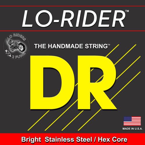 DR Strings Lo-Rider H-35 Basson irtokieli