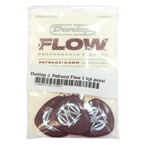 Dunlop John Petrucci Flow Plektra 3-Pack