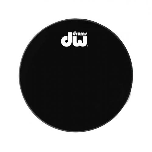 DW GB16K 16 Resonant Black Rumpukalvo