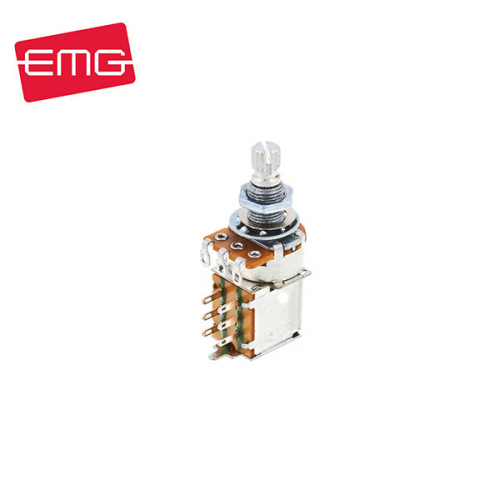 EMG 25k Push Pull Pot Solder Potikka