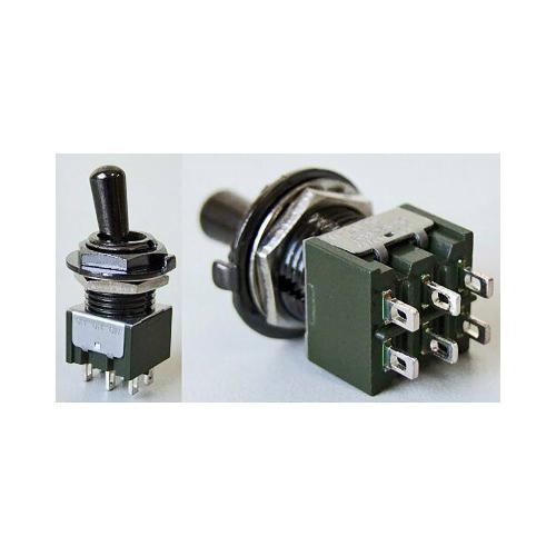 ESP Mini Toggle Switch 3-On Black