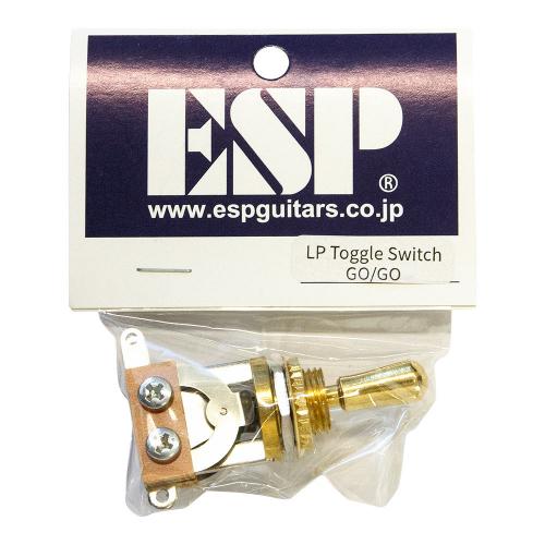 ESP Bourns 3-Way Toggle Switch Gold Kytkin