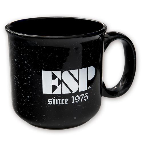 ESP Campfire Mug Black