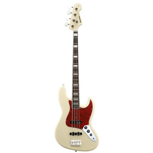 ESP Edwards E-JB-130R Vintage White Electric Bass