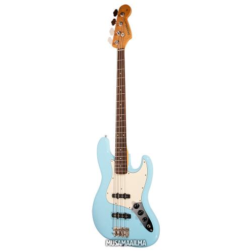 ESP Edwards E-JB-130R Sonic Blue Electric Bass