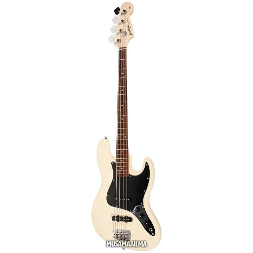 ESP GrassRoots G-JB-55R Vintage White Electric Bass