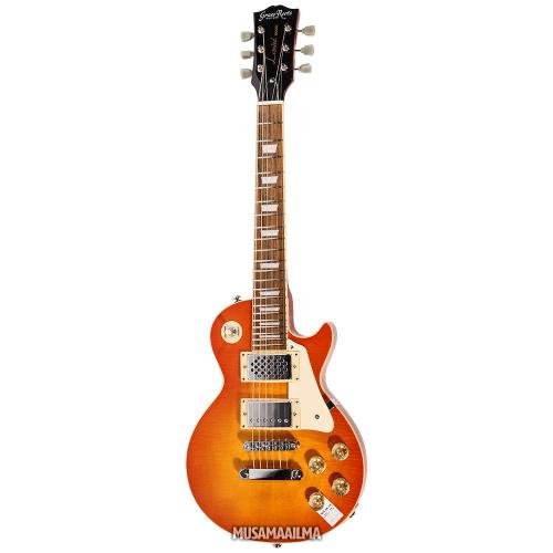 ESP GrassRoots G-LPS-Mini Vintage Honey Burst Electric Guitar