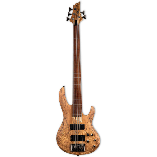 ESP LTD B-205SM Fretless Natural Satin Electric Bass