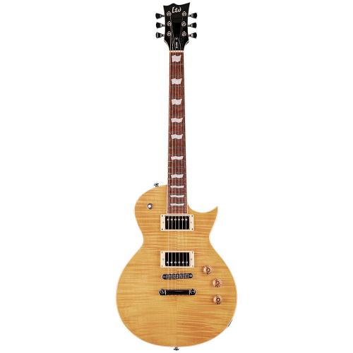ESP LTD EC-256FM Vintage Natural Electric Guitar