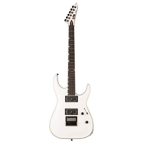 ESP LTD MH-1000 Evertune Snow White Electric Guitar