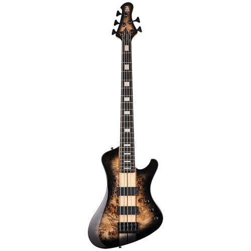ESP LTD Stream-1005 Black Natural Burst 5-String Electric Bass