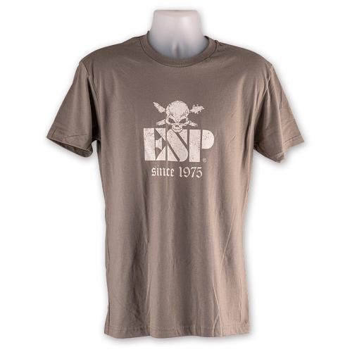 ESP Since 1975 Tee Sand Grey Shirt M