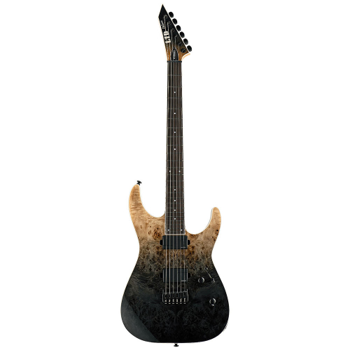 ESP LTD M-1000HT Black Fade Electric Guitar
