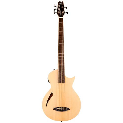 ESP LTD TL-5 Natural 5-String Electric-Acoustic Bass