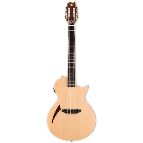 ESP LTD TL-6N Natural Elektroakustinen klassinen kitara