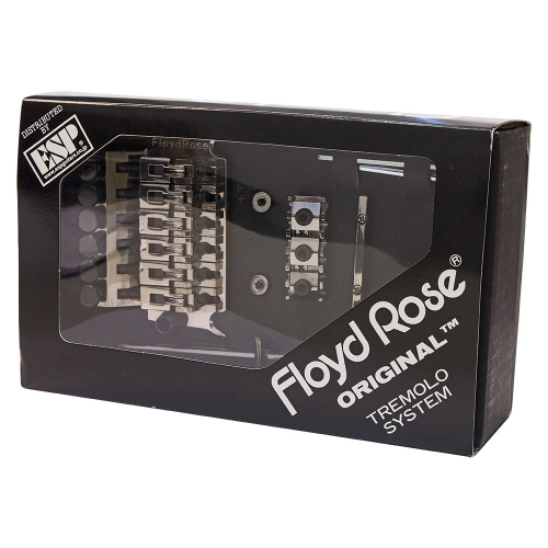 Floyd Rose Original Tremolo System Set R2 Black Nickel