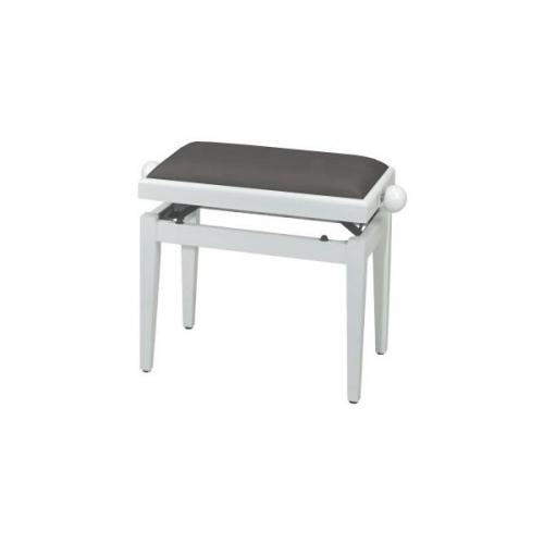 FM Line Piano Bench Matte White