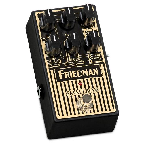 Friedman Smallbox Pedal Overdrive Efektipedaali